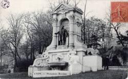 Lyon : Monument Burdeau