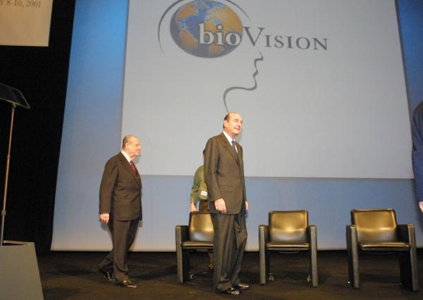 [Forum BioVision, 2001]