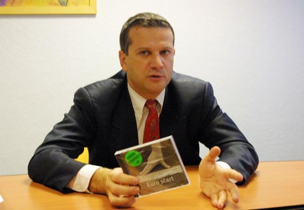 [Serge Bottoli, président du conseil régional Rhône-Alpes de l'ordre des experts-comptables]