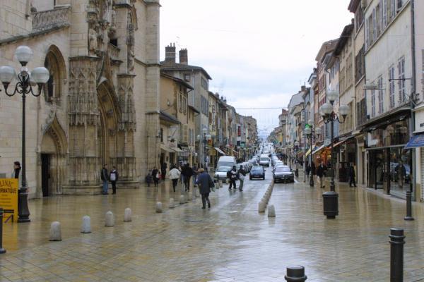 Centre ville de Villefranche