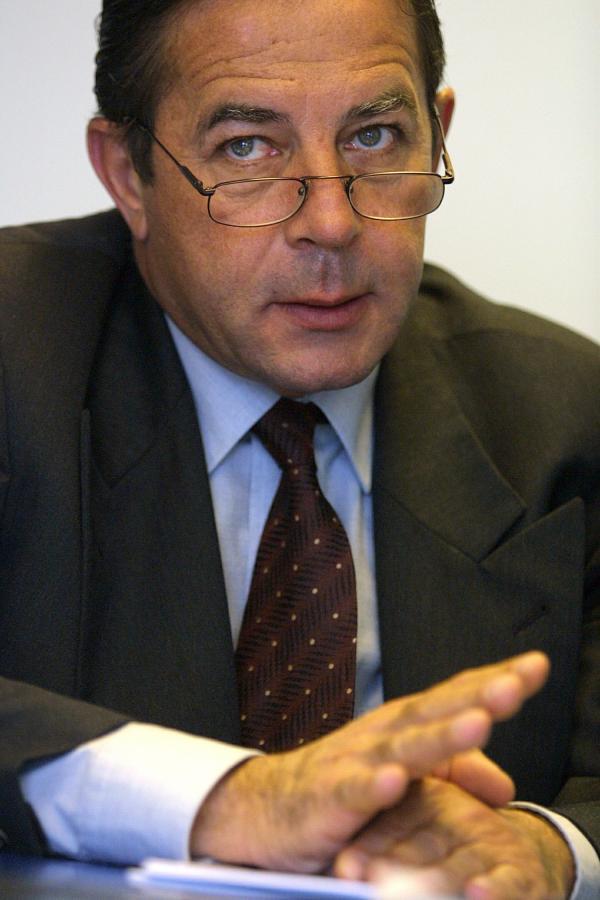 [Alain Schori, responsable d'Auguste-Thouard en Rhône-Alpes]