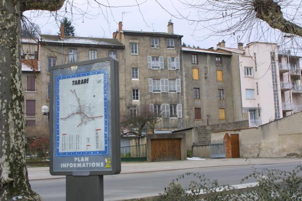 La Ville de Tarare