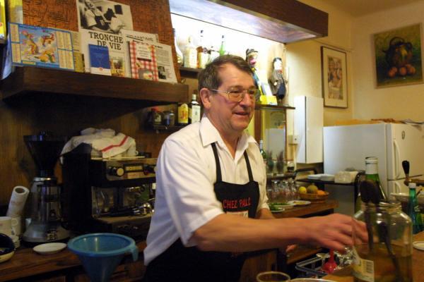 """[Bouchon lyonnais """"Chez Paul""""]"""