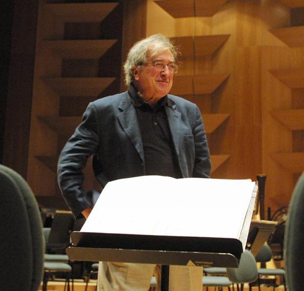 [Orchestre national de Lyon : hommage à Luciano Berio]