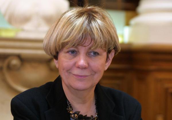 [Michèle Vullien, conseillère générale du Rhône]
