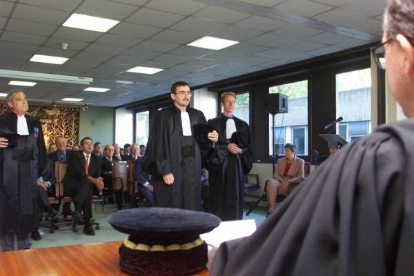 [Rentrée solennelle de la Chambre régionale des comptes de Rhône-Alpes, 2000]