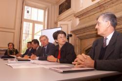 [Université catholique de Lyon : conférence de presse]