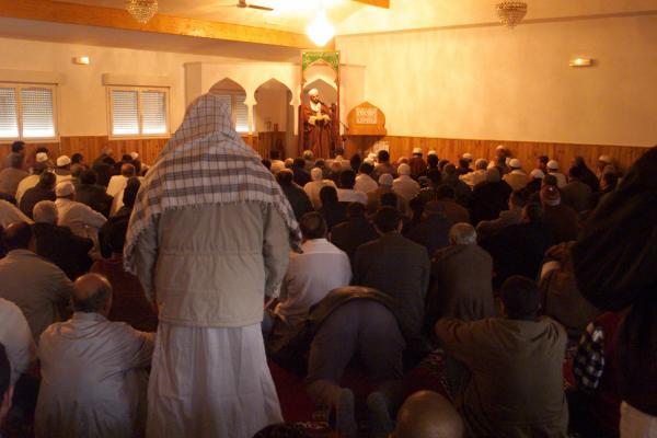 [La Mosquée Bilal à Saint-Fons]