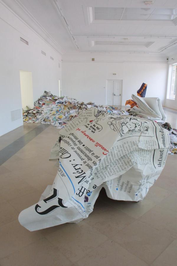 [Galerie Le Rectangle : exposition Wang Du]