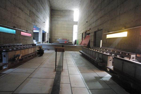 [Couvent Sainte-Marie de La Tourette à Eveux]
