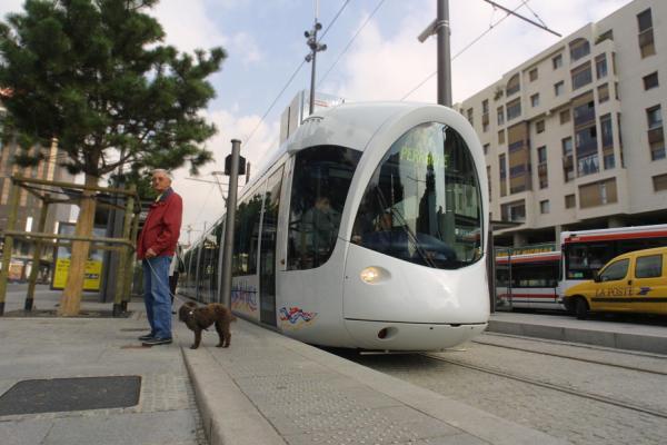 [Transports en commun lyonnais : la station Gare Part-Dieu]