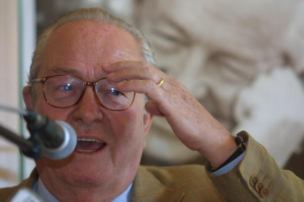 [Jean-Marie Le Pen à Lyon]
