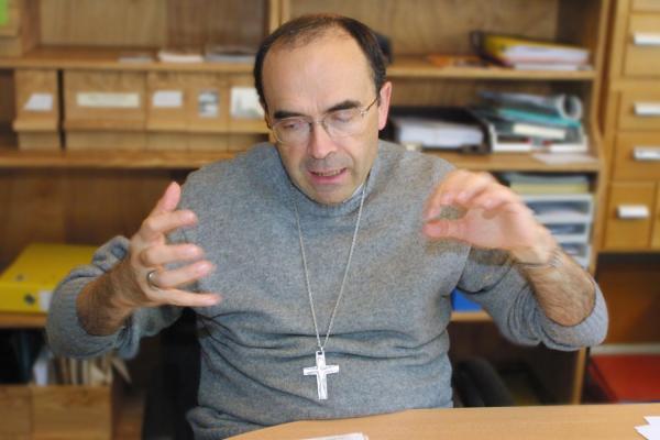 [Monseigneur Philippe Barbarin, 134e Primat des Gaules]