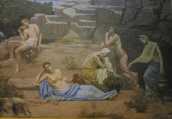 [Musée des beaux-arts de Lyon : Puvis de Chavannes]