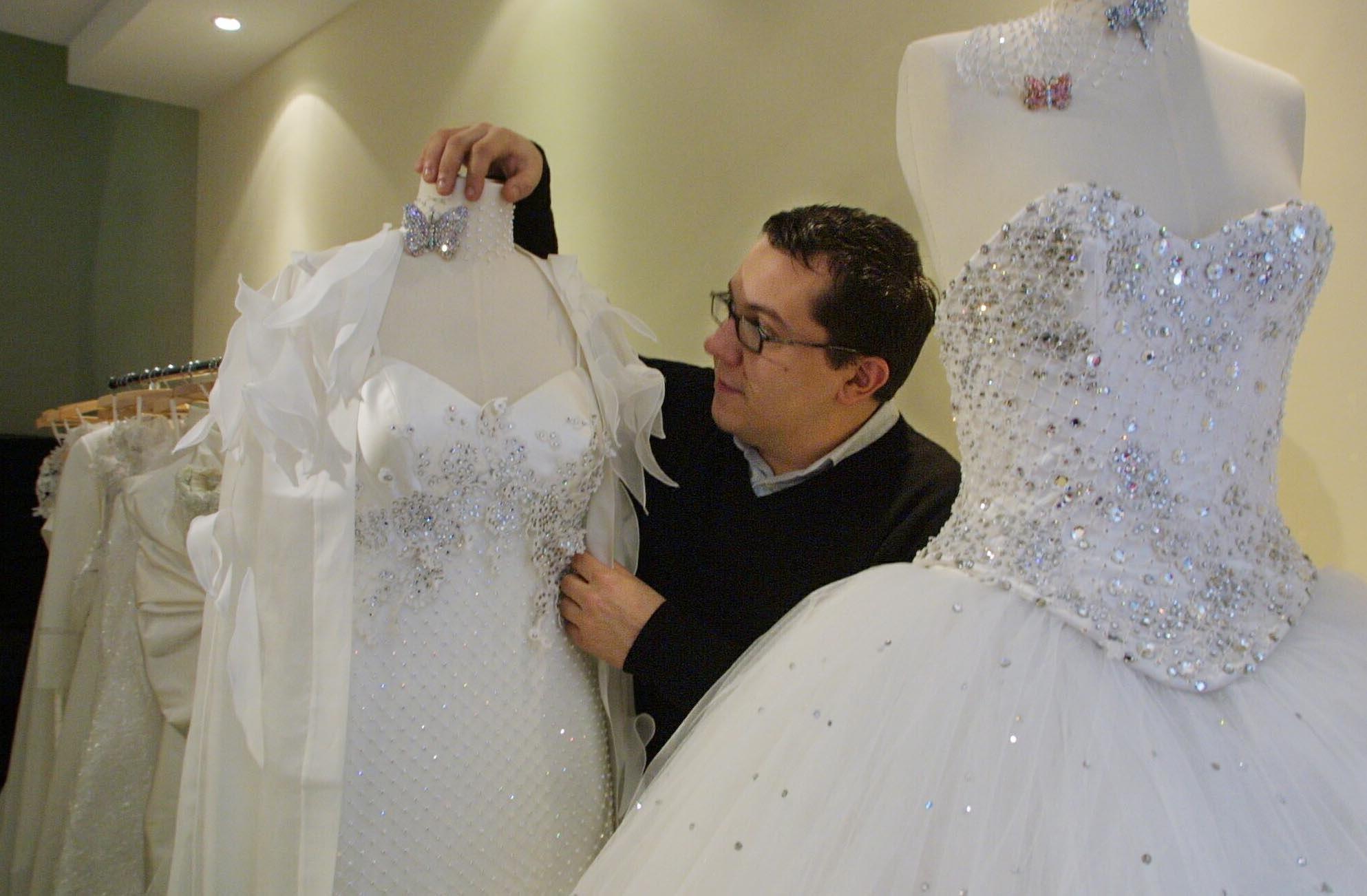... de robes de mariées nicolas fafiotte créateur de robes de mariées