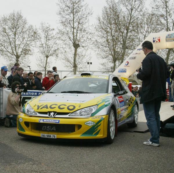 [56e Rallye automobile Lyon-Charbonnières (2004)]