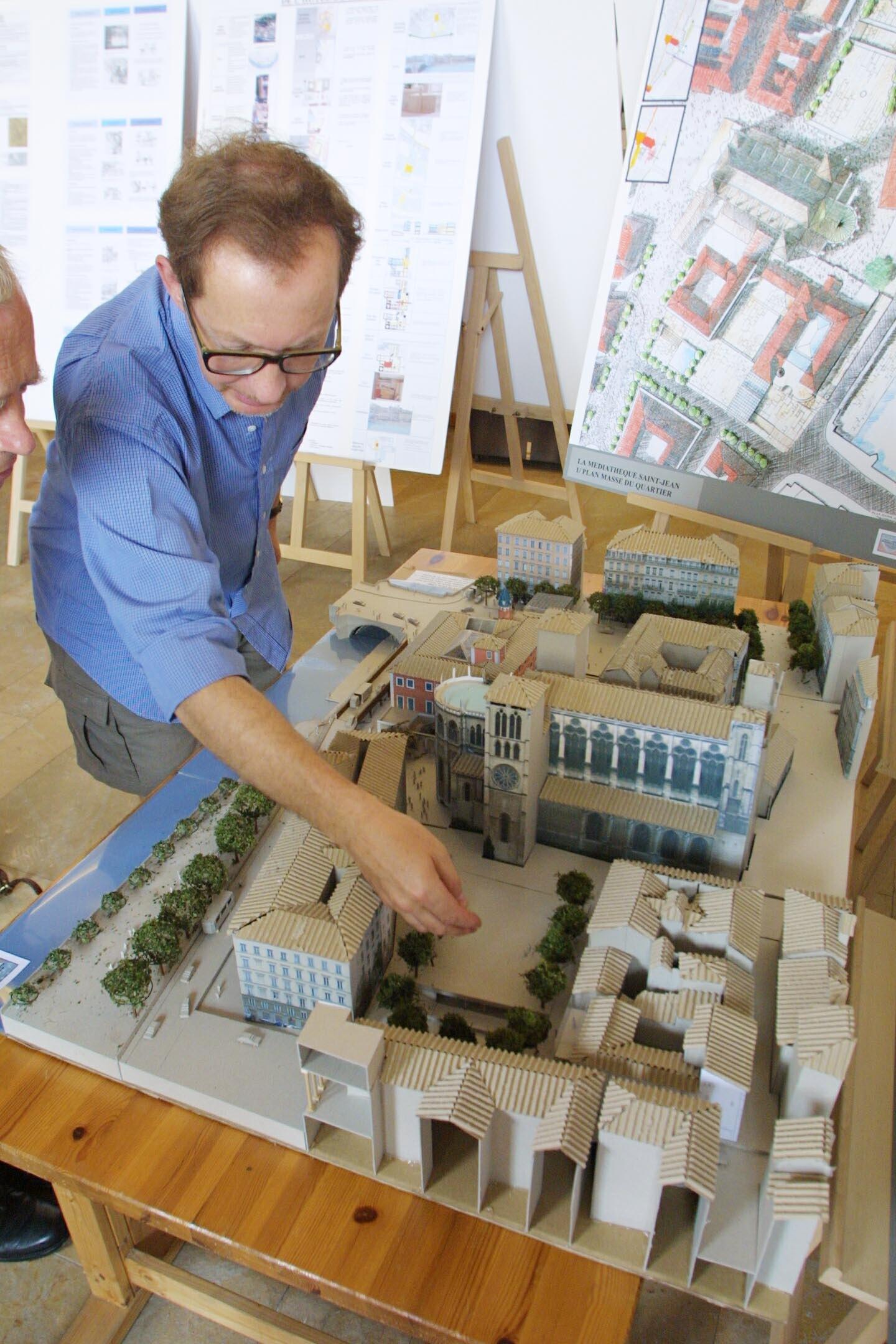 photographes en rh ne alpes projets de r habilitation pour le palais saint jean. Black Bedroom Furniture Sets. Home Design Ideas