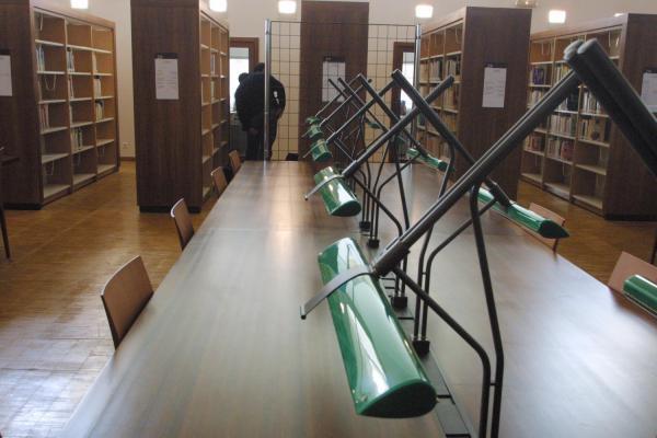 [Inauguration de la bibliothèque de l'INRP - Denis Diderot, à Gerland]