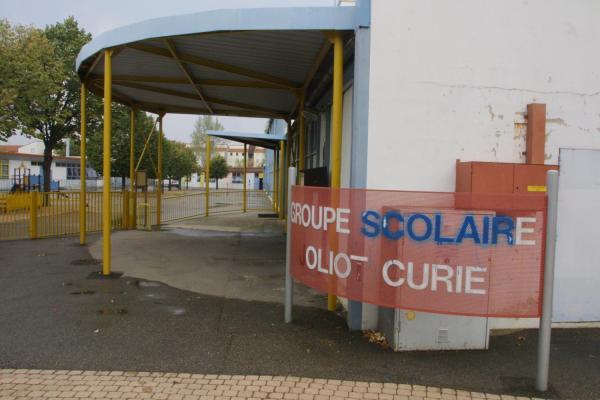 [Groupe scolaire Joliot Curie à Vénissieux]