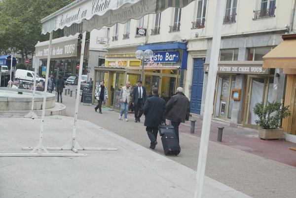 [Les restaurants de la rue Moncey à Lyon]