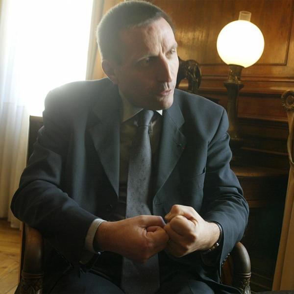 [Jean-Olivier Viout, procureur général près la Cour d'appel de Lyon]