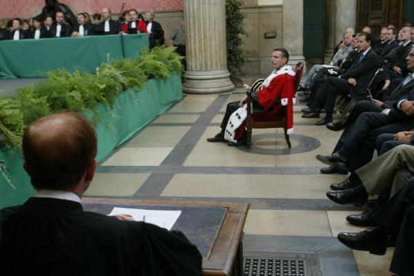 [Installation de Jean-Olivier Viout, procureur général près la Cour d'appel de Lyon]