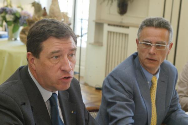 [Jean-Pierre Roche, président du CIL 2000]