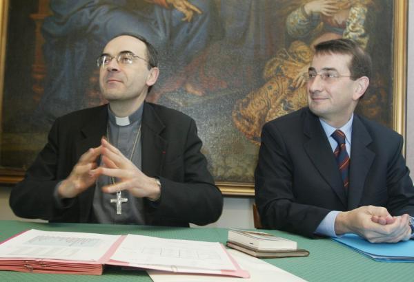 [Lancement de la campagne du denier de l'Eglise 2005]