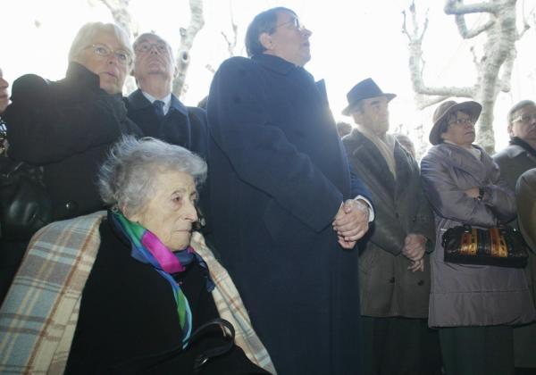 [Cérémonie en mémoire des 279 enfants juifs lyonnais déportés pendant la Seconde Guerre mondiale]