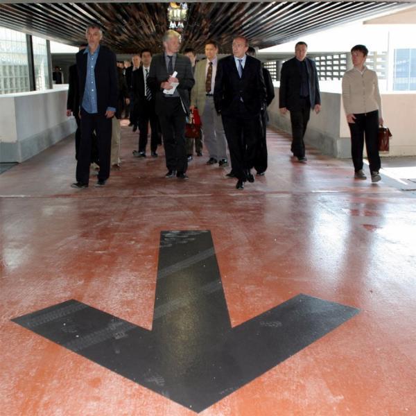[Inauguration du parc-relais Gare de Vaise 2]