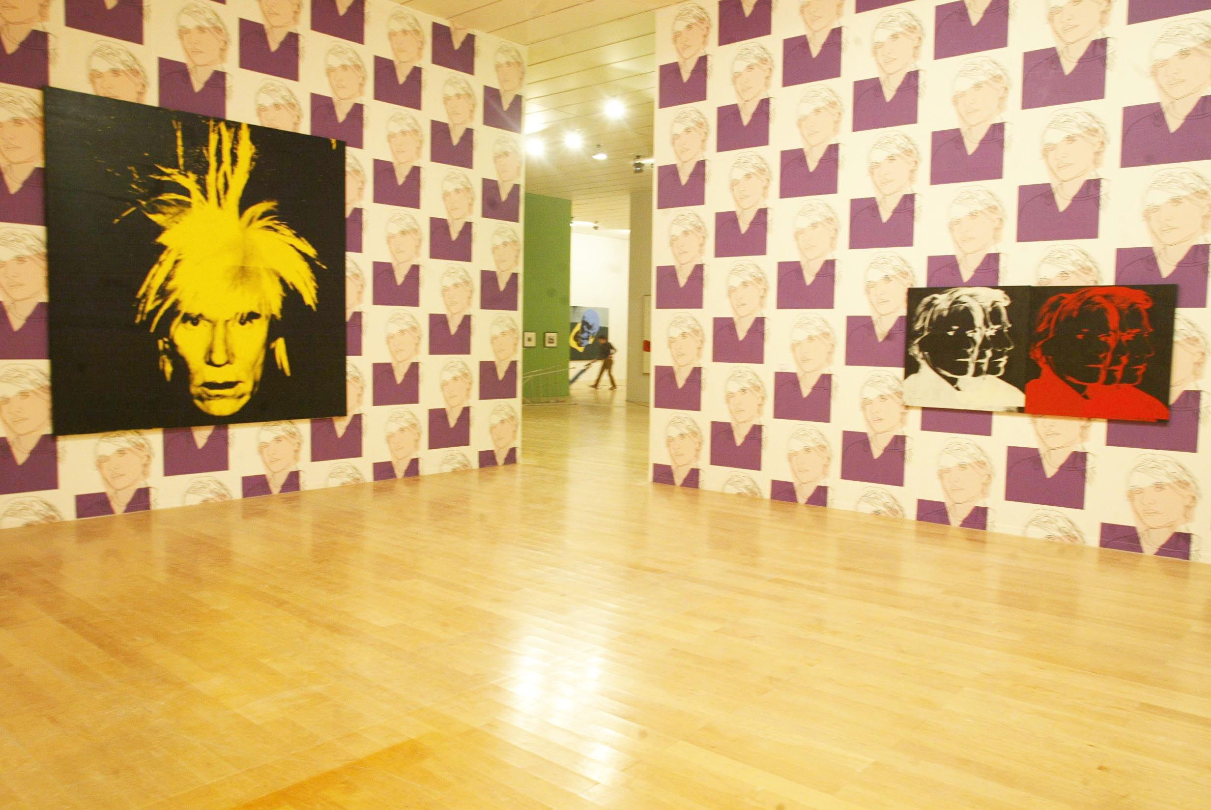 andy warhol exposition