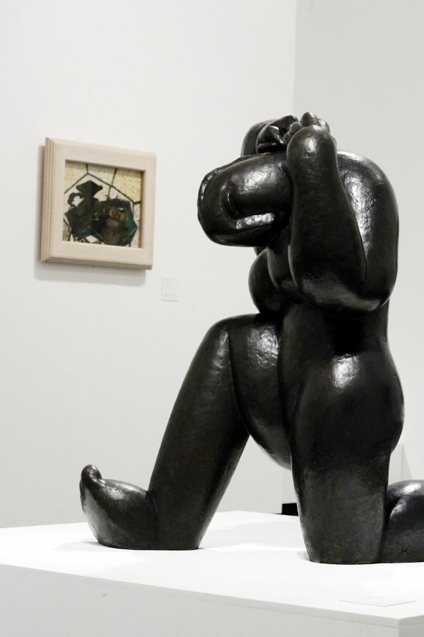 [Musée des beaux-arts de Lyon : exposition Braque-Laurens]