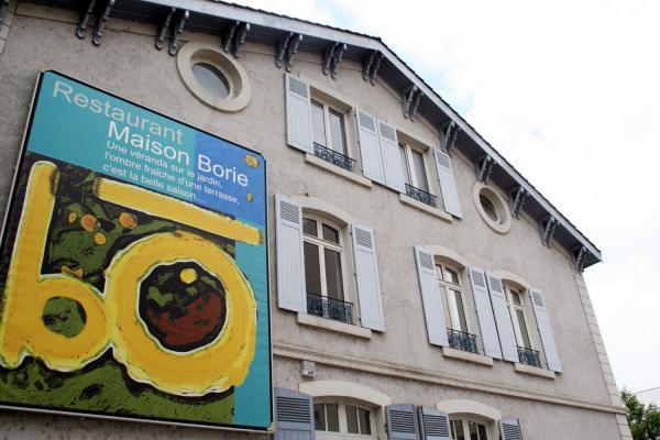 [Restaurant Maison Borie]
