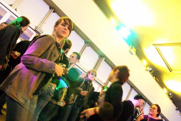 [Les Nuits sonores, 2005 : inauguration]