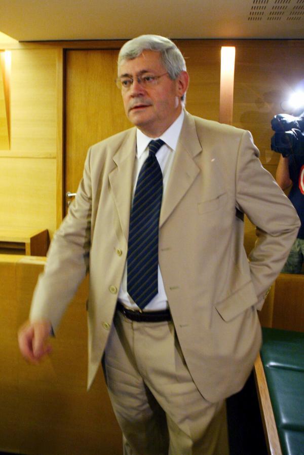 [Affaire Bruno Gollnisch : audience au tribunal correctionnel de Lyon, 6 septembre 2005]