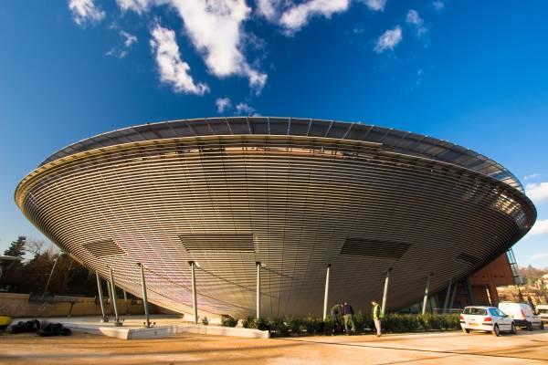 L'Amphithéatre - Cité Internationale : La Salle 3000
