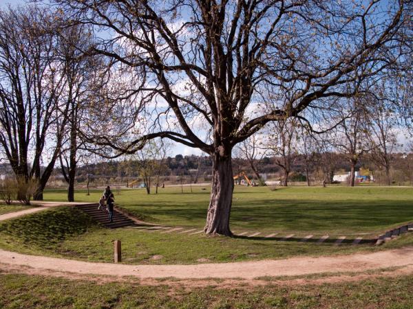 Le Parc de la Feyssine
