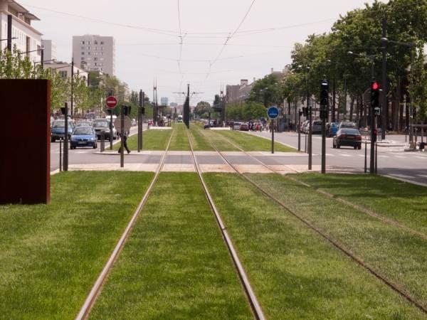 Le Tramway, quartier des Etats-Unis
