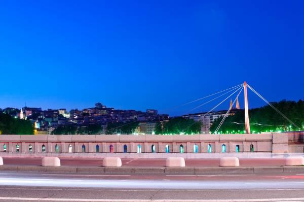 Le pont Bonaparte. 2/5