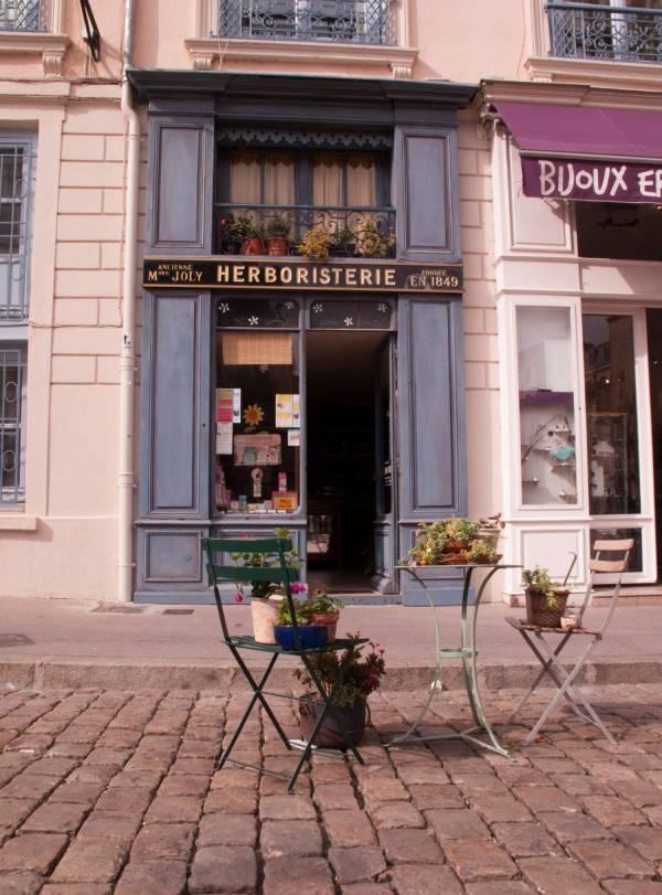 Herboristerie, Place Saint Jean