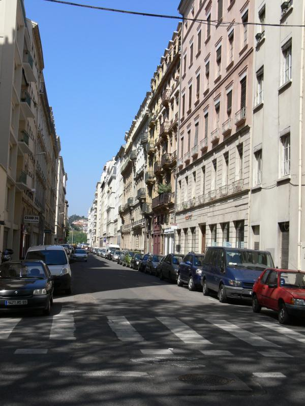 [La rue Godefroy]