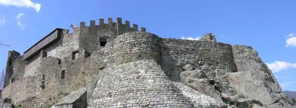 Château de Meyras dit de Ventadour en Ardèche
