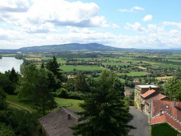 Trévoux et le Val de Saône