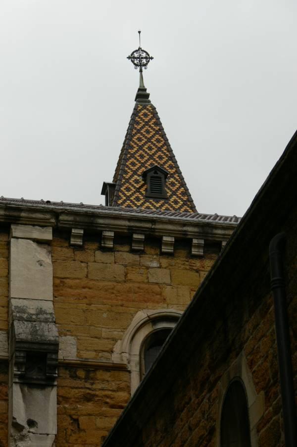 Flèche de l'Eglise Saint-Pierre de Vaise
