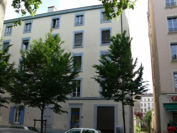 Quartier Perrache : cours Bayard