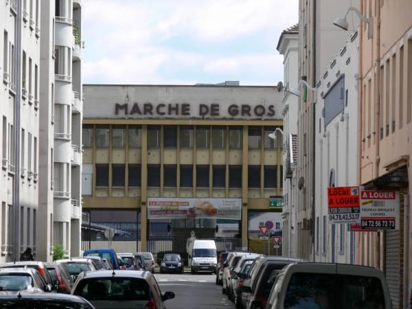 Marché Gare de Perrache