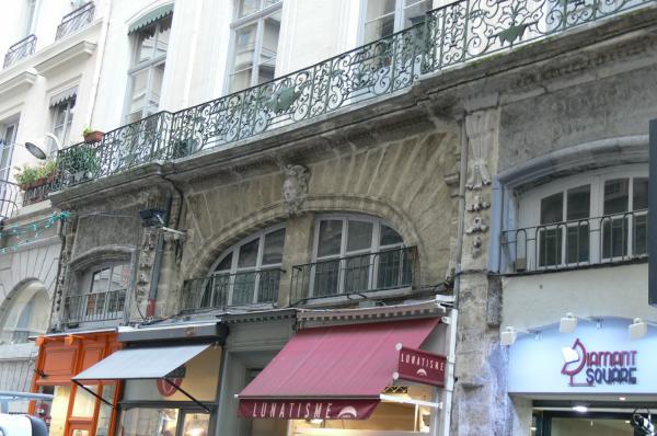 Immeuble 1, rue Emile-Zola