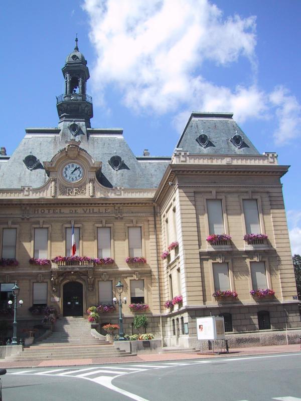 Hôtel de ville de Villefranche-sur-Saône