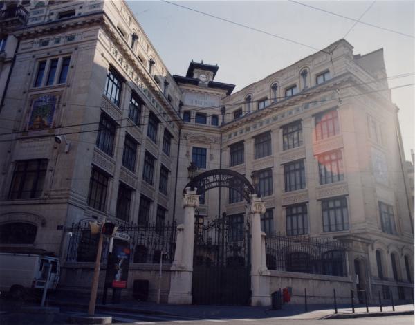 [Lycée La Martinière Fille, Terreaux Diderot]