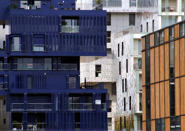 Fenêtres et façades en bord de Saône 10/10 : Plans rapprochés